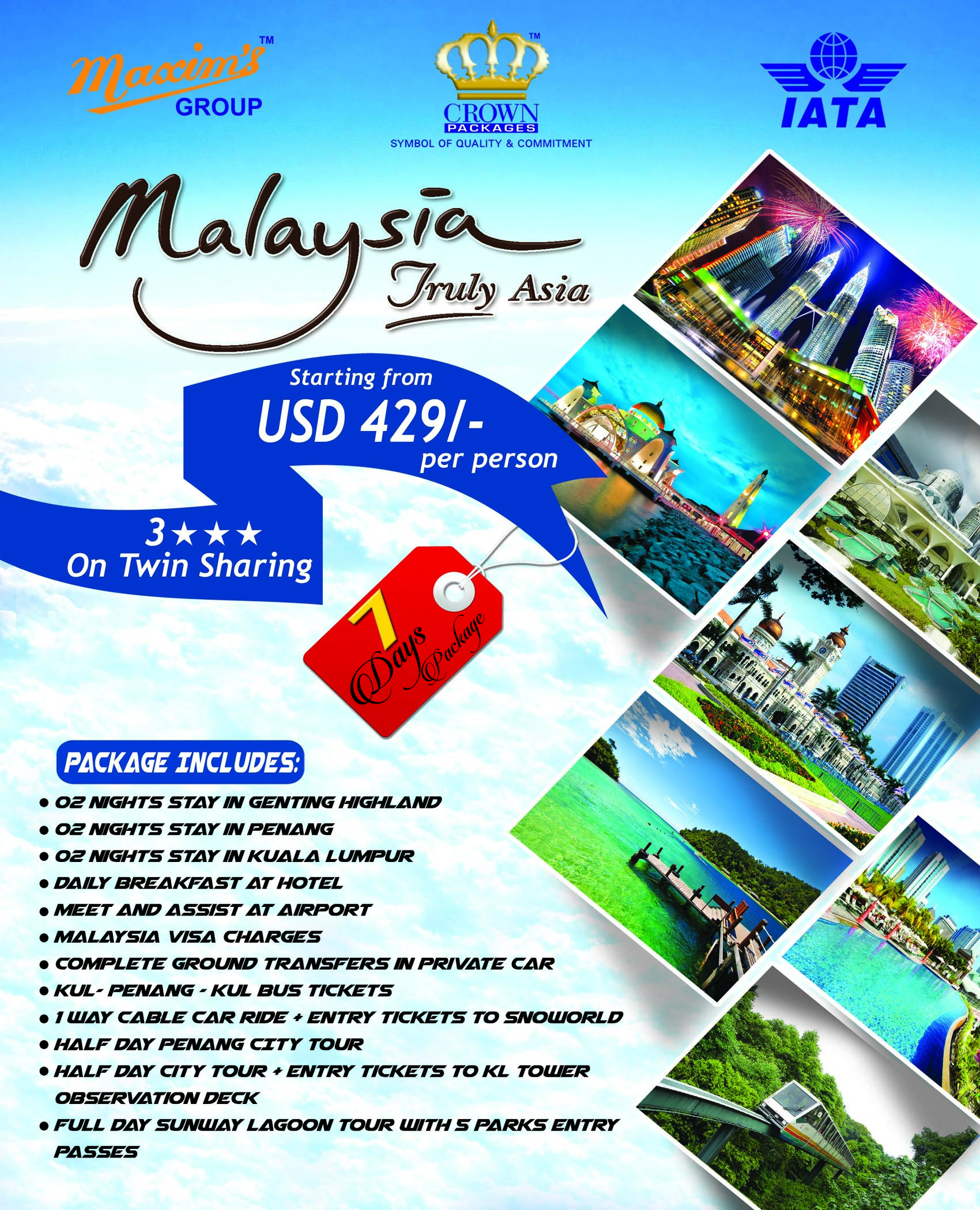 Malaysia - Truly Asia - Universal Brothers